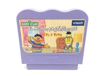 VTech V-SMILE Juego Epi y Blas (Vtech 92467)