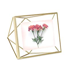 Add a new dimension to your favorite photos by displaying them in the original geometric wire picture frame from Umbra…                 Introducing the Prisma Frame Collection              With Prisma Picture Frames you can have a stun...