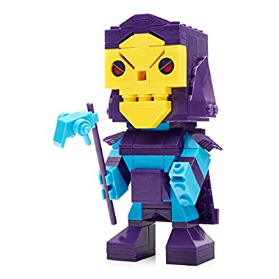 Mega Construx Kubros Masters of The Universe Skeletor Building Kit: Toys & Games
