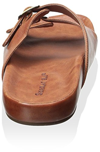 Chocolat Blu Women's Odeon Sandal Brown FlnVUXg6K