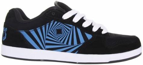 8627d2dd0ecf8 Osiris Men's Duffel Skate Shoe,Vortex/Black/Blue,6 M: Amazon.com