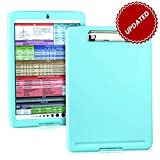 2019 Nursing Clipboard with Storage and Quick Access Medical References by Tribe RN - Nurse/Student Edition - Bonus Nursing Cheat Sheets