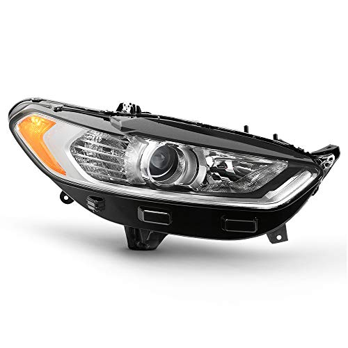 - ACANII - For 2013 2014 215 2016 Ford Fusion Factory OE Style Headlight Headlamp Head Light Lamp Right Passenger Side