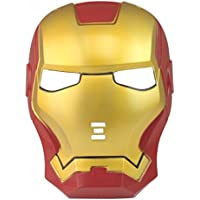 """Anokhe Collections Marvel Legends """"Iron Man Cosplay"""" Mask for Costume Parties, Cosplays and Dress Ups (Multicolour)"""