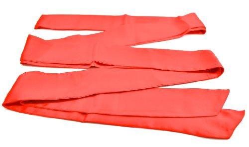 Silk Restraint Sash | Luxurious 100% Pure Silk Restraint | 13' Sash (Red) by Sade Fantasy (Image #2)