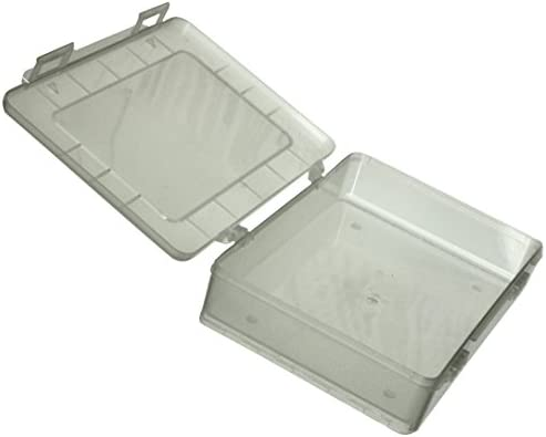 AERZETIX: Caja transparente 180x149x40mm sin compartimentos ...