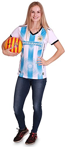 Womens Country Soccer Jersey - Women's Argentina World Cup 2018 Soccer