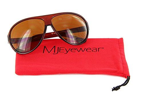 Reflective Mirror Lens Retro Vintage Classic Style Retro Classic Sunglasses Shades (Brown/BB, Blue - Turtle Wayfarers Shell