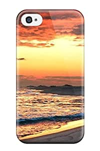 New Shockproof Protection Case Cover For Iphone 4/4s/ Beach Desktop S1 Case Cover
