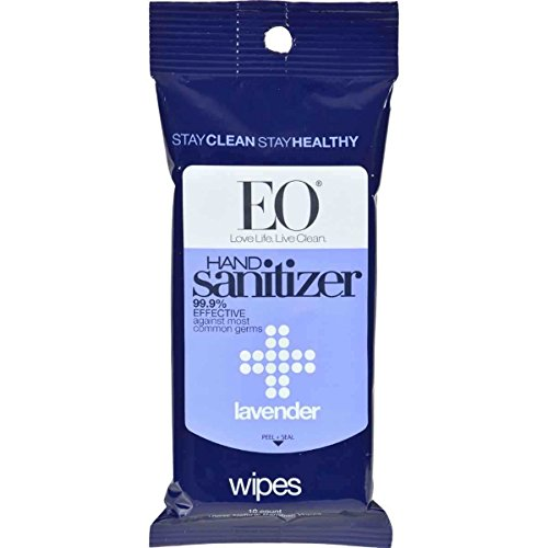 Products Display Santz Wipes Pack