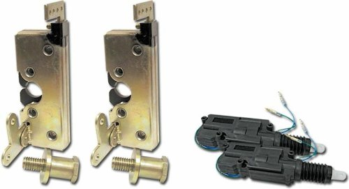 AutoLoc BCSMP Small Power Bear Claw Door Latch