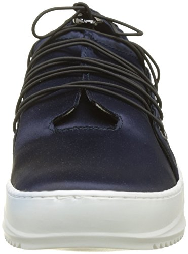 Bronx Damen Bx 1471 Bspacex Sneaker Blau (navy 78)
