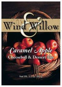 Wind & Willow Caramel Apple Cheeseball & Dessert Mix