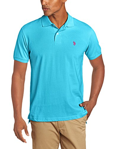 U.S. Polo Assn. Mens Short-Sleeve Polo Shirt