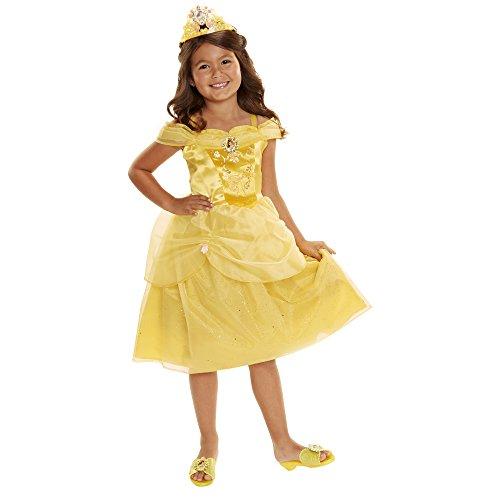 Disney Princess Heart Strong Belle Dress ()