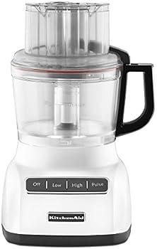 KitchenAid KFP0922WH 9-Cup Food Processor