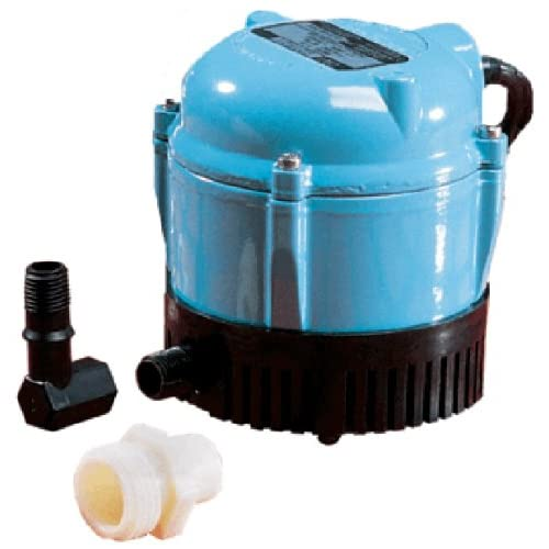 Little Giant 500500 Submersible Cover Pump with 18-Feet Cord