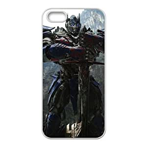 Transformers iPhone 5 5s Cell Phone Case White yyfabd-250248