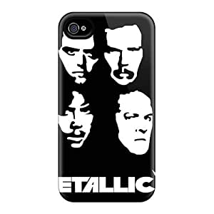 New UIJ3201owGE Metallica Covers Cases For Case Samsung Galaxy Note 2 N7100 Cover