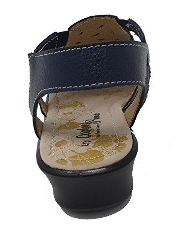 Coolers Pour Sandales Femme Bleu Marine r6rqpc