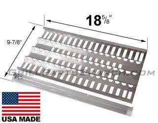 18 5/8 x 9 7/8, Ceramic rod radiant tray, DCS, (Radiant Tray)