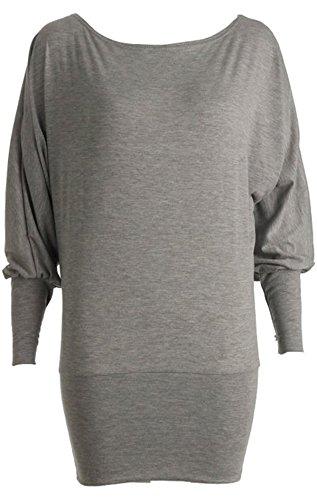 FashionClothing - Camisas - para mujer gris claro