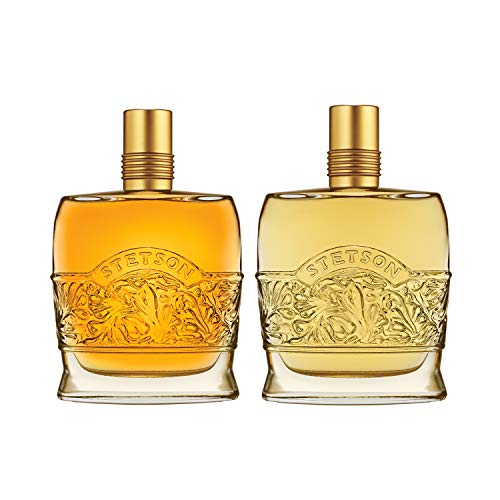 Stetson Original Decanter Set With Cologne & After Shave ()