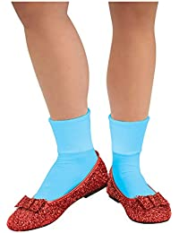 Wizard Of Oz, Deluxe Adult Dorothy Sequin Shoes