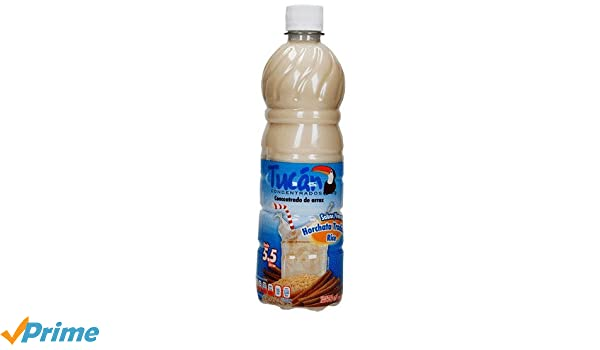 Amazon.com : Tucán Horchata Drink Concentrate, 25 oz : Grocery & Gourmet Food