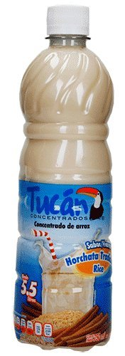 Tucán Horchata Drink Concentrate, 25 oz