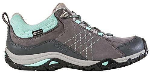 Charcoal Women's Oboz Dry B Shoe Hiking Low Beach Sapphire vqvYg0