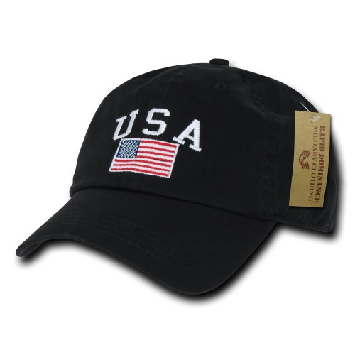 Usa Black Cap - 5