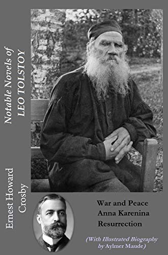 Notable Novels Of Leo Tolstoy War And Peace Anna Karenina