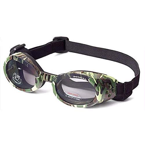 Doggles ILS Dog Goggles (S) (Camo/Smoke)