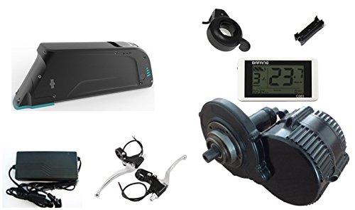 Electric Bike Bafang 8 Mid Drive Crank Motor Kit