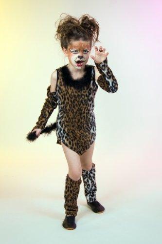 Festartikel Muller Karneval Kinder Kostum Wildkatze Madchen Katze