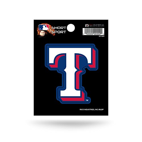 fan products of MLB Texas Rangers Short Sport Decal