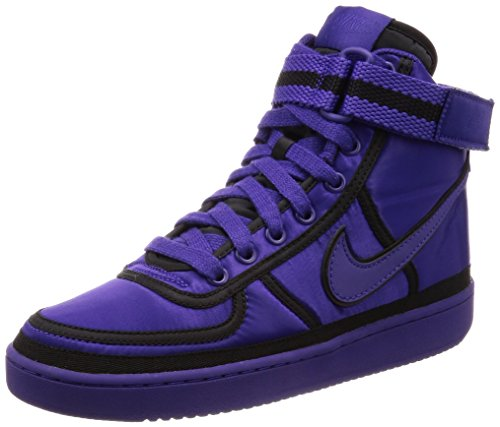 Nike Men's Vandal High Supreme QS Prpl Basketball Shoe 11 Purple
