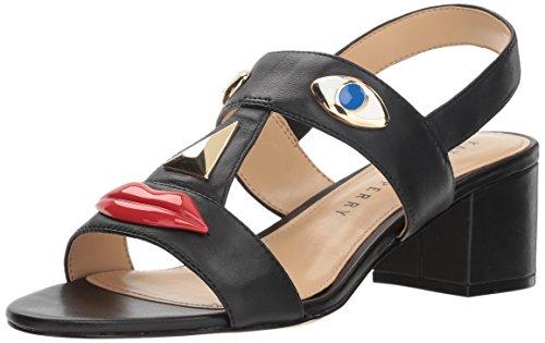Katy Perry Women's The Ora Loafer Flat, Black, 8 M Medium US
