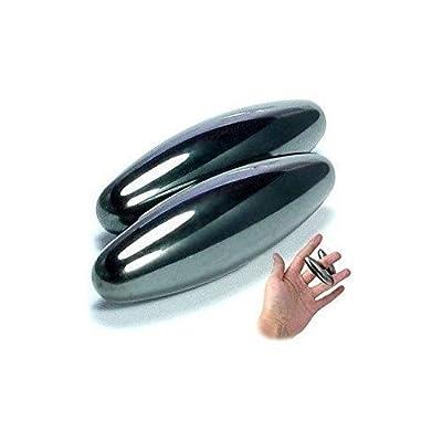 Singing Buzz Magnets Sizzling Rattlesnake Egg Vibrating Noise Making Magnetic Buzzing Magnet: Toys & Games