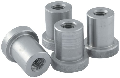 Allstar Performance ALL18550 3/8''-16 Weld-On Nut, (Pack of 4) by Allstar