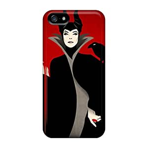 Cases Covers Compatible For Iphone 5/5s/ Hot Cases/ Maleficent Diablo