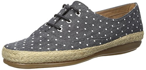 Aerosoles Women Summer Sol Fashion Sneaker Black Dot