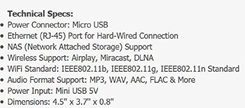 Buy wifi audio receiver