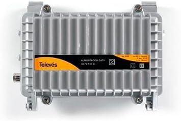 Televes 5456 - Fuente alimentación intemperie 57vac-5a ...