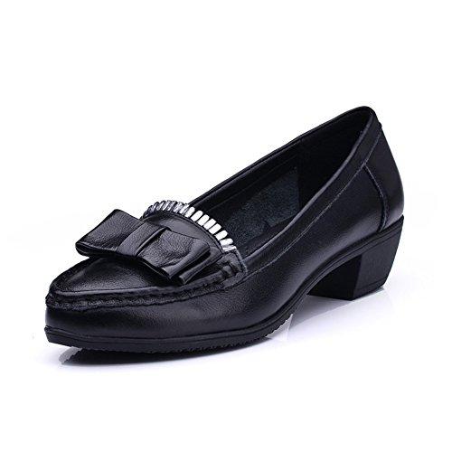 otoño zapatos mamá/Zapatos de suela suave y ocio/Zapatos de trabajo A