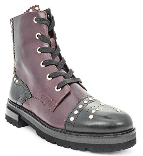ELVIO ZANON Women's Combat Boots dZ23RIVLzt