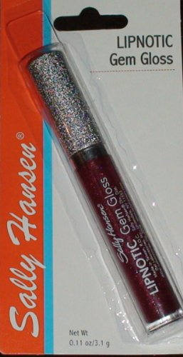 Sally Hansen Lipnotic Gem Gloss, Sumptuous #6643-40.