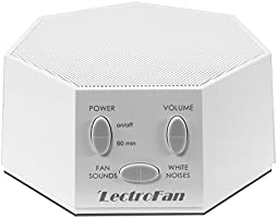 Adaptive Sound Technologies LectroFan High Fidelity White Noise Machine with 20 Unique Non-Looping Fan and White Noise...