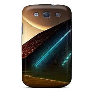 High Quality DateniasNecapeer Space Cube Skin Cases Covers Specially Designed For Galaxy - S3